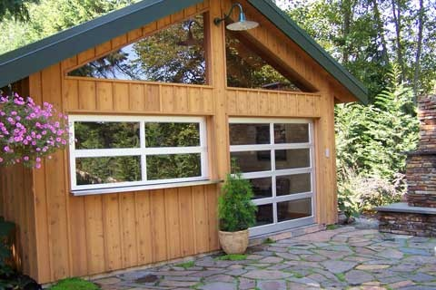 Modern Classic Photos Garage Door Service Installation Puget