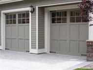 Residential Aluminum Garage Doors